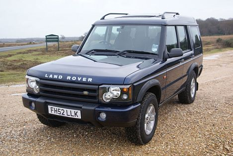 land rover discovery td5 auto hire a classic vintage british car hampshire uk. Black Bedroom Furniture Sets. Home Design Ideas