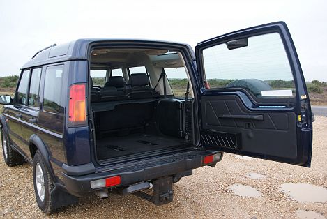 Land Rover Discovery Td5 Auto Hire A Classic Vintage